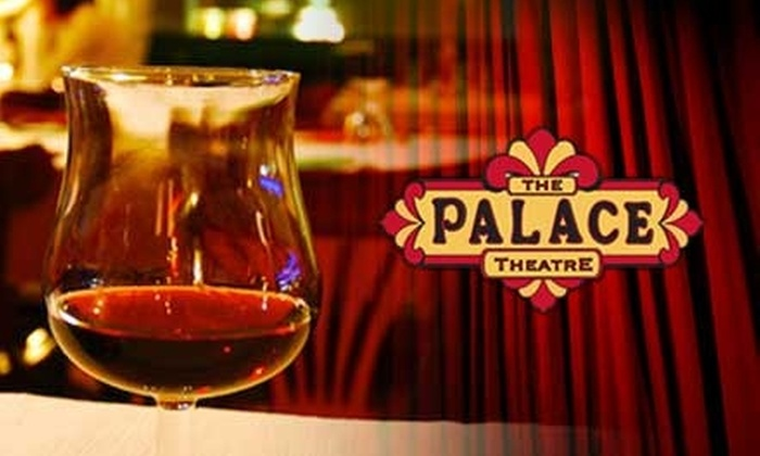 Palace Theater - Eastwood: $10 for Two Brew and View Tickets and a Medium Popcorn at the Palace Theater