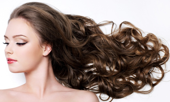 Beautiful Images Salon and Spa - Oswego: Haircut with Option of Full or Partial Highlights or Full Color at Beautiful Images Salon and Spa (Up to 52% Off)