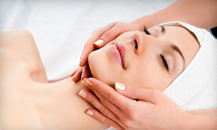 The Andrea Olivera Centre for Ayurveda Rituals - The Annex: One-Hour Facial with Optional Scalp Massage at The Andrea Olivera Centre for Ayurveda Rituals (Up to 62% Off)