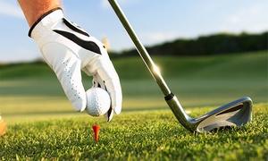 Club Deportivo Tambre Golf: Curso de 4 horas de iniciación al golf para 1, 2 o 4 personas desde 16,90 €