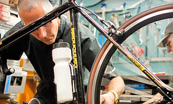 Windsor Bicycle Center - Windsor: $25 for a Basic-Service Bike Tune-Up at Windsor Bicycle Center ($59.99 Value)
