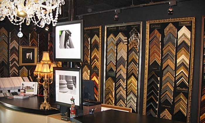 G Gallery Interiors and Custom Framing - Atlanta: $80 for a One-Room Consultation and Staging or Two-Hour Shopping Trip from G Gallery Interiors and Custom Framing ($500 Value)