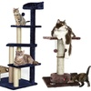 Cat Tree Scratching Furniture with Toys
