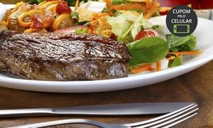 Restaurante 810: Restaurante 810 - Vila Valqueire: picanha argentina ou churrasco misto para 2 pessoas