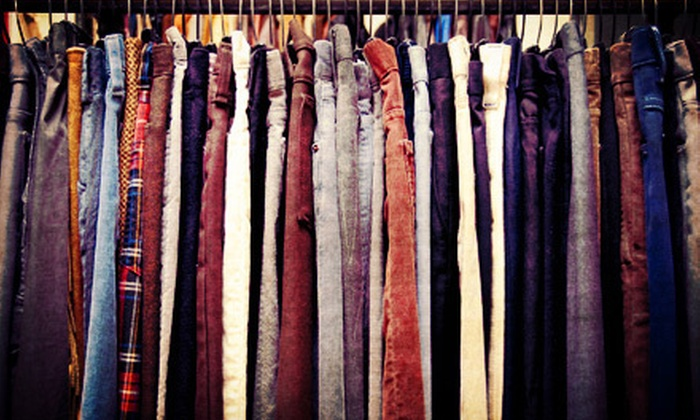 Turn Style Consignment Stores - Multiple Locations: $10 for $20 Worth of Consignment Clothing and Furniture at Turn Style Consignment Stores