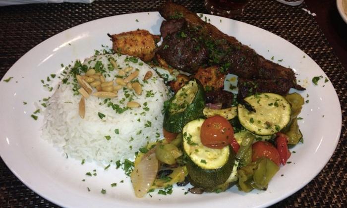 Mediterranean Food - Darna | Groupon on