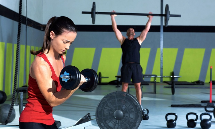 CrossFit Immense - Southgate: 10 or 20 Drop-In CrossFit Classes at CrossFit Immense (Up to 87% Off)