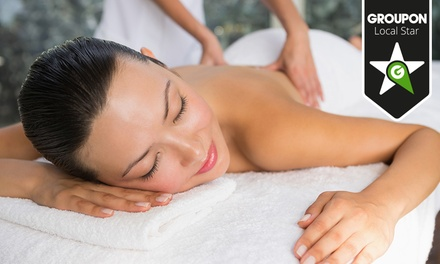 Weldadige rug-, nek- en schoudermassage voor 1 of 2 personen bij Just Wellness