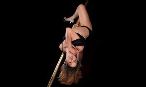 PoleLaTeaz: Two or Four Weeks of Unlimited Drop-In Pole and Sensual Dance Classes at PoleLaTeaz (57% Off)