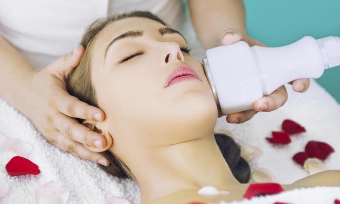 Nail Lounge and Spa - Hurst: Up to 80% Off Custom Facial Microdermabrasions at Nail Lounge and Spa