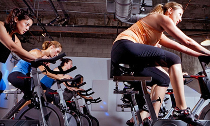 The Sweat Shoppe - La Paco,NoHo Arts District,Toluca Lake: $100 Worth of Group Cycling Classes