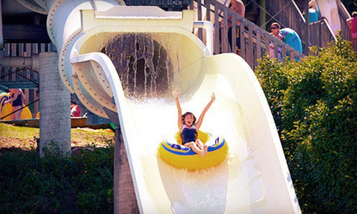 Wild River Country - North Little Rock: One, Two, or Four All-Day Water-Park Visits at Wild River Country in North Little Rock (Up to 54% Off)