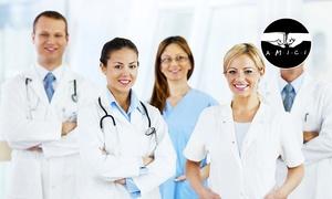 Poliambulatorio Fenica: Check up diagnostico fino a 13 ecografie per uomo o donna (sconto fino a 66%). Valido in 2 sedi