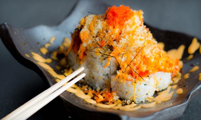 Osushi Restaurant - Harvard Square: Up to Half Off at Osushi Restaurant