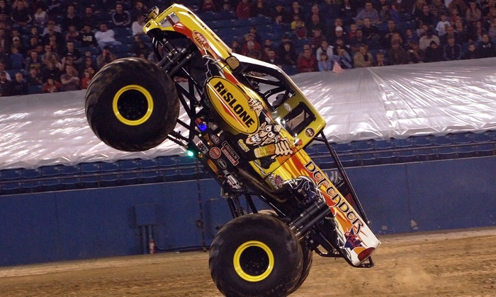 Monster Trucks - Miller Farms: $17 for One Ticket to a Monster-Truck Show at Miller Farms on June 19, 20, or 21 ($34 Value)