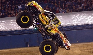 Monster Trucks: $17 for One Ticket to a Monster-Truck Show at Miller Farms on June 19, 20, or 21 ($34 Value)