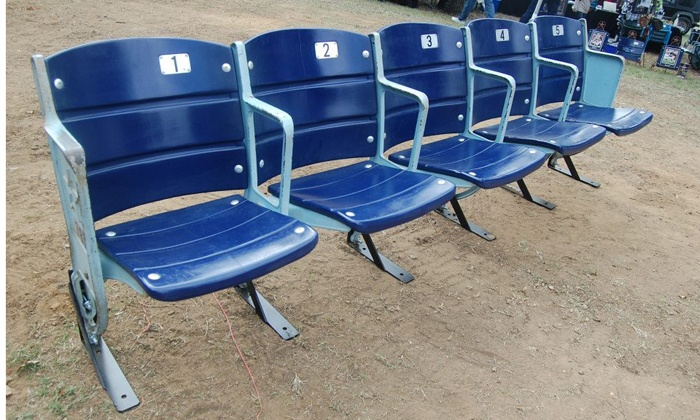 The Cowboy House - The Cowboy House: One, Two, or Three Texas Stadium Seats from The Cowboy House (Up to 57% Off)