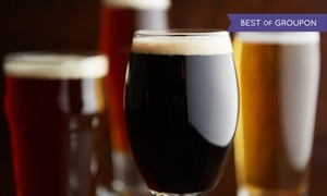 Roughtail Brewing Company: Tasting Tour, Pint Glasses, and 32 oz. Growlers for Two or Four at Roughtail Brewing Company (Up to 46% Off)