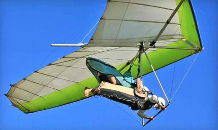 Birdman Academy - Lehi: $75 for an Introductory Hang-Gliding or Paragliding Lesson at Birdman Academy ($185 Value)