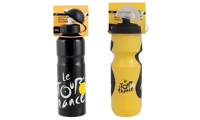 Tour de France Water Bottles