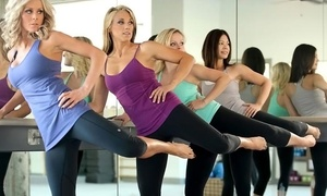 Barre at the Studio: 5 or 10 Classes at Barre at the Studio (Up to 59% Off)
