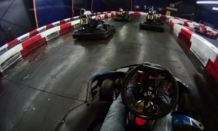 LeMans Karting - East Industrial: $12 for Go-Kart Time Trial Run at LeMans Karting ($25 Value)