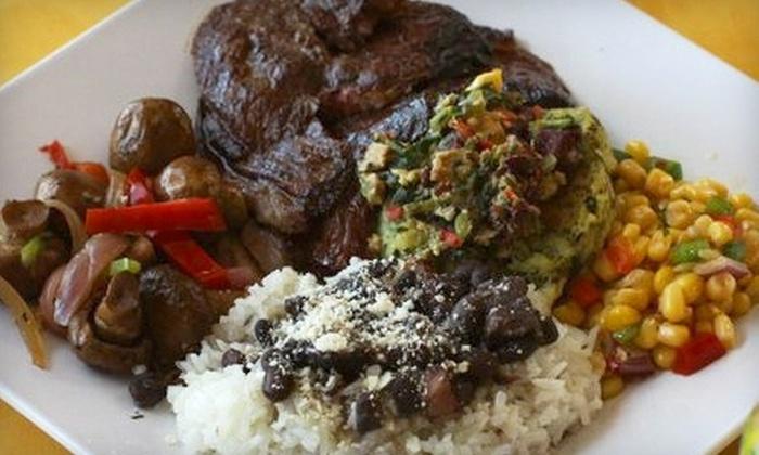Fazenda Brazilian Grill - Coves North: $10 for $20 Worth of Brazilian Steakhouse Fare and Drinks at Fazenda Brazilian Grill