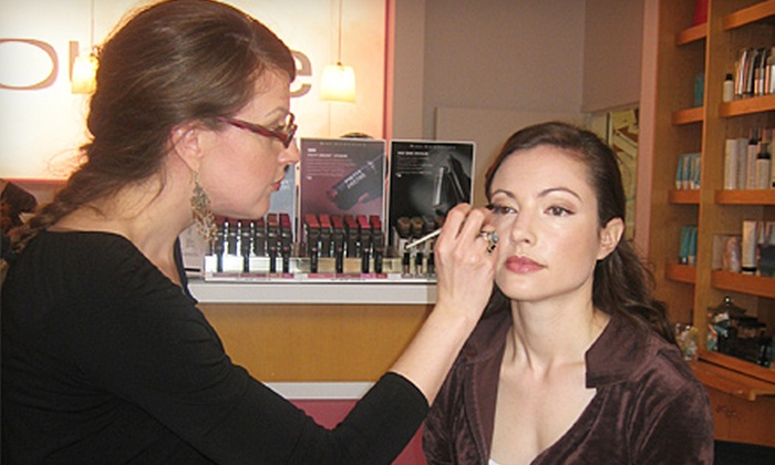 Rouge Cosmetics - Salem: 90-Minute Makeup Lesson or 'Girls Night Out' Makeup Party at Rouge Cosmetics in Salem