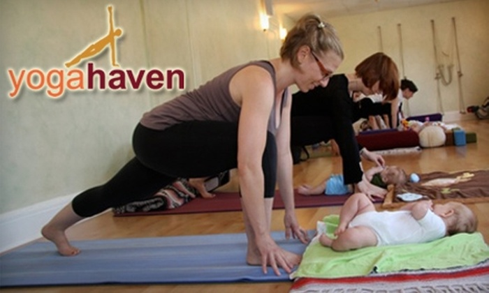 Yoga Haven - Tuckahoe: $40 for Five Classes at Yoga Haven ($80 Value)