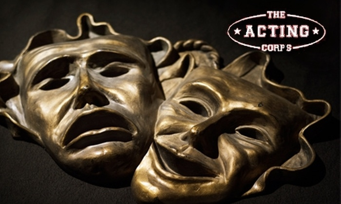 The Acting Corps - North Hollywood: $299 for The Actors' Boot Camp at The Acting Corps ($799 Value). Choose from Eleven Start Dates.