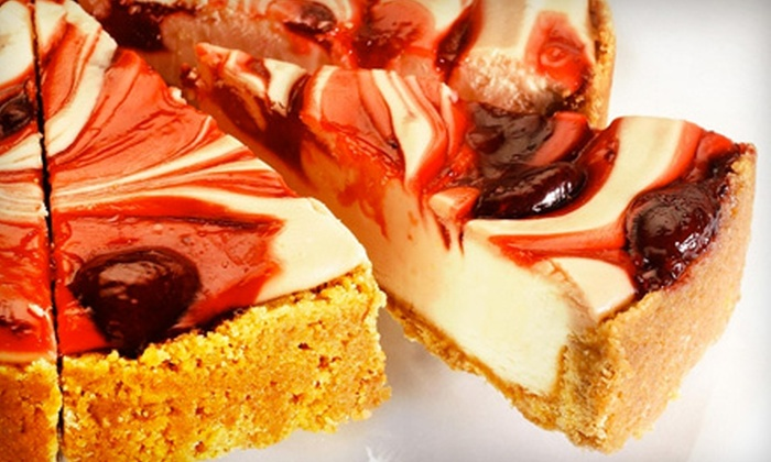 Tennessee Cheescake - Knoxville: $15 for $30 Worth of Cheesecake and Desserts at Tennessee Cheesecake in Mount Juliet