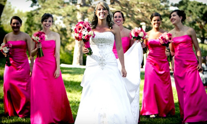 Embrace Bridal & Formal Fashions - Airdrie: Bridal-Gown Preservation or $39 for $100 Worth of Bridal and Formal Apparel at Embrace Bridal & Formal Fashions