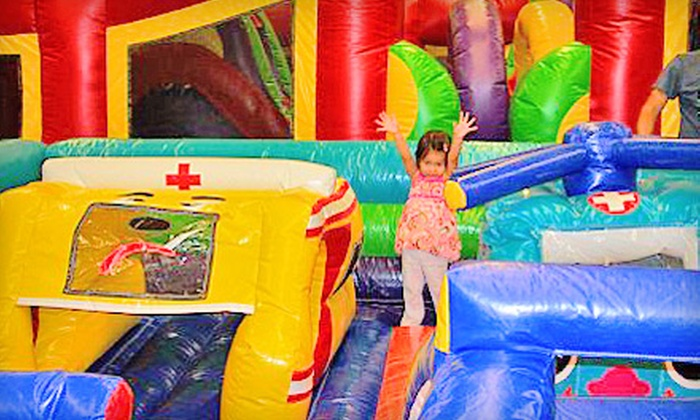 Gator Fred's Fun & Party Center - Lake Magdalene: Five Drop-In Passes or One-Month Pass to Gator Fred's Fun & Party Center