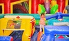 Gator Fred's Fun and Party Center - Lake Magdalene: Five Drop-In Passes or One-Month Pass to Gator Fred's Fun & Party Center