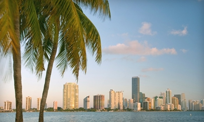 Miami Design Preservation League - Flamingo / Lummus: $20 for Two Tickets to 90-Minute Art Deco District Walking Tour from Miami Design Preservation League (Up to $40 Value)