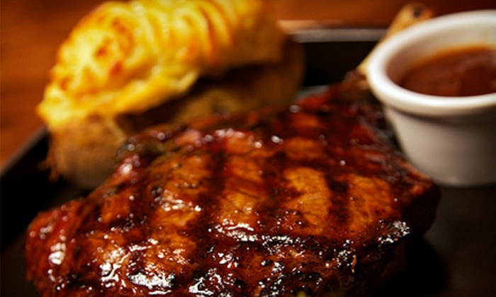 Parx Grill Steakhouse - Bensalem: $25 for $50 Worth of Upscale American Cuisine at Parx Grill in Bensalem
