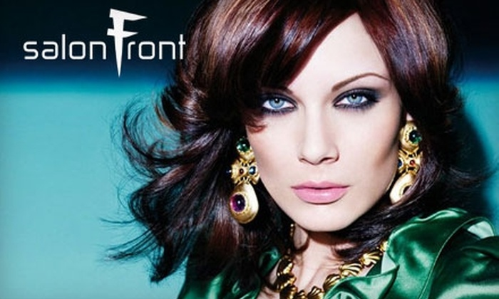 SalonFront - Downtown: $35 for $70 Worth of Services at SalonFront