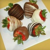 51% Off Chocolate-Dipped Strawberries