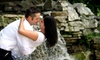 Aesthetics Studios: $89 for a One-Hour On-Location Engagement Photo Shoot with Image CD and Two Prints from Aesthetics Studios ($270 Value)
