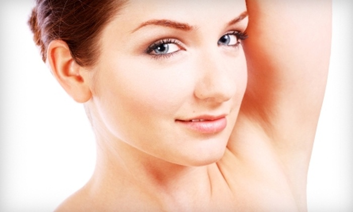 glowMD Laser MedSpa - Fredericksburg: $149 for Five Laser Hair-Reduction Treatments at glowMD Laser MedSpa in Fredericksburg (Up to $650 Value)