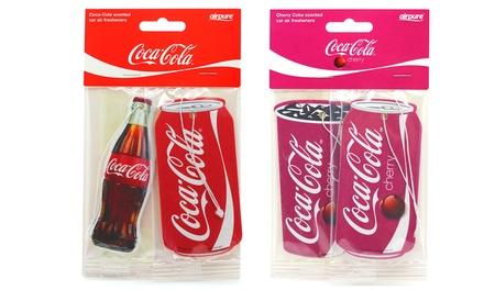 Airpure CocaCola or Cherry Coke Air Fresheners