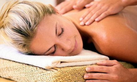 One or Three 50-Minute Massages at Massage by Liz at Scriber Lake (Up to 61% Off)