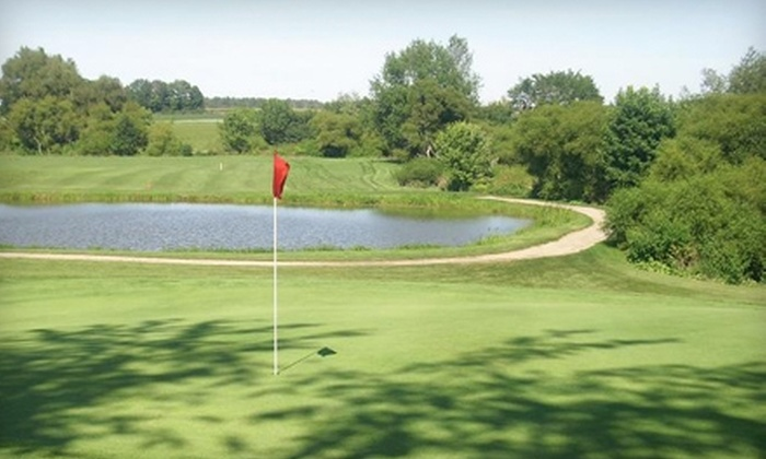 Sandusk Golf Club - Jarvis: $19 for 18 Holes of Golf at Sandusk Golf Club (Up to $38 Value)