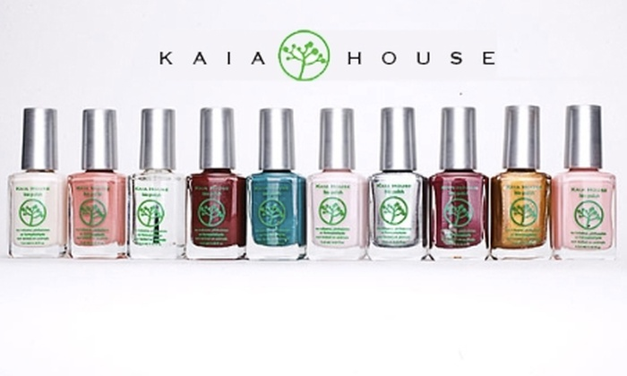 Kaia House - Lower East Side: $10 for $20 Worth of Organic Products from Kaia House