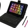 "Kocaso K-mini 7.9"" 8GB Quad-Core Android Tablet Bundle"