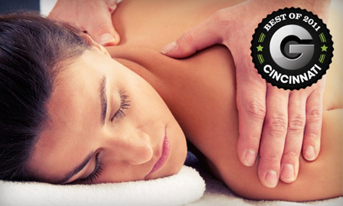 Inner Peace Holistic Center - Central Business District: One or Three 60-Minute Swedish Massages or a 60-Minute Tandem Massage at Inner Peace Holistic Center (Up to 58% Off)