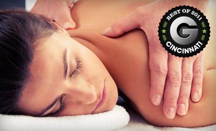 60-Minute Swedish Massage (a $55 value) - Inner Peace Holistic Center in Cincinnati