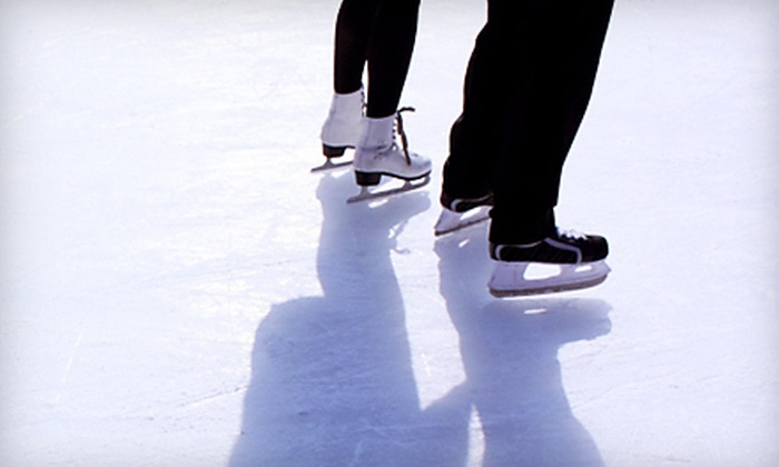 Iceoplex at Southpointe - Murry Hill: Ice Skating for Two or Four at Iceoplex at Southpointe in Canonsburg (Up to 58% Off)