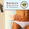 61% Off Spray Tanning at Bronze Beachwear and Tanning