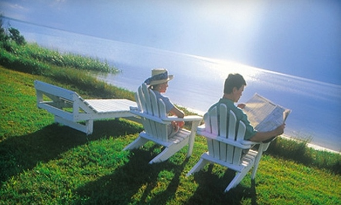 Safety Harbor Resort and Spa - Safety Harbor: $245 for a Two-Night Resort Stay, Two Spa Services, and Dining for Two at Safety Harbor Resort and Spa (Up to $521 Value)